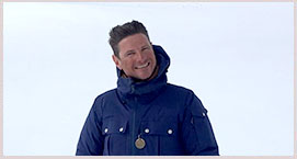 Christophe Cardaire - Moniteur de ski Val d'isère