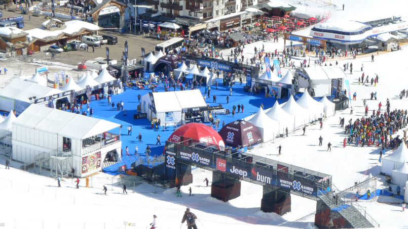 WINTER X GAMES A TIGNES 1