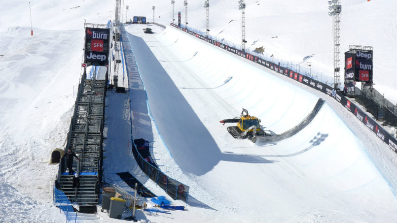 WINTER X GAMES A TIGNES 2