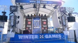 WINTER X GAMES A TIGNES 1