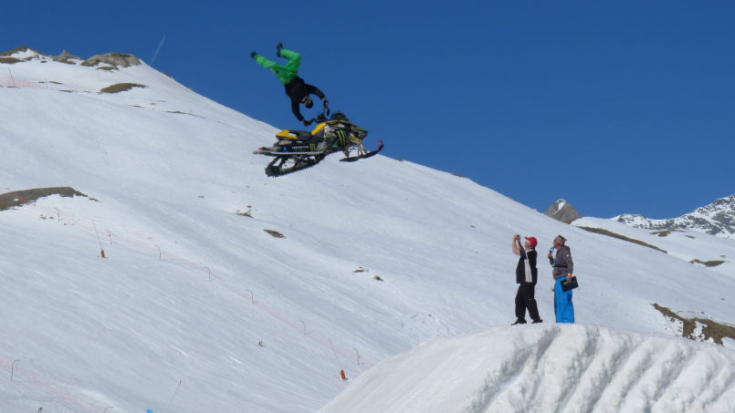 WINTER X GAMES A TIGNES 5