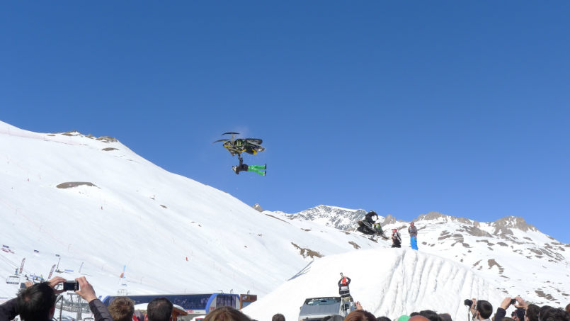 WINTER X GAMES A TIGNES 6