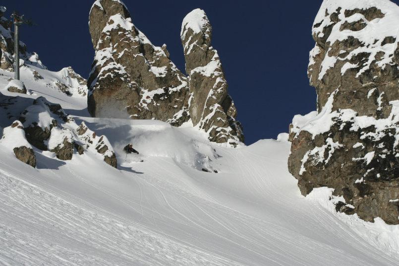 Beaucoup de neige et de soleil pour vos vacances. 6