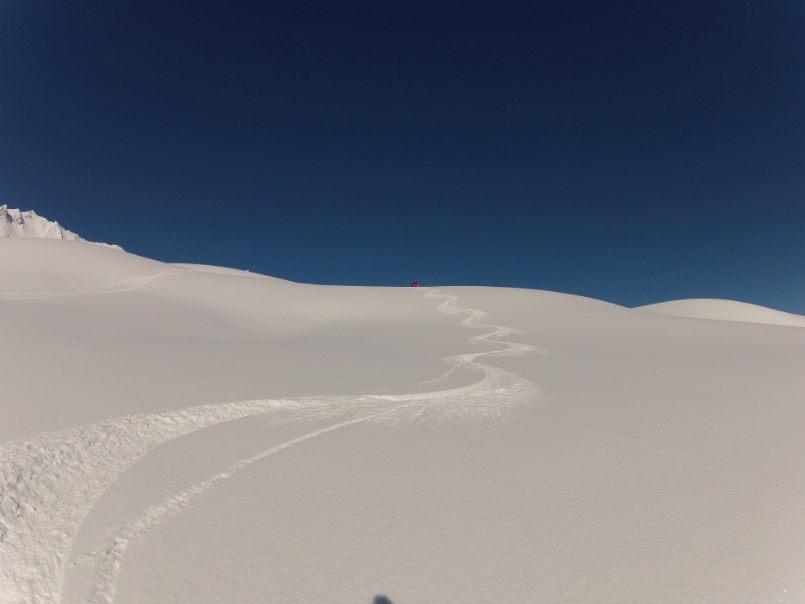 Beautiful memories off piste in Val d'Isère. 1