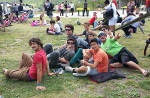 Stage parapente juniors UCPA de VAL D'ISERE 19