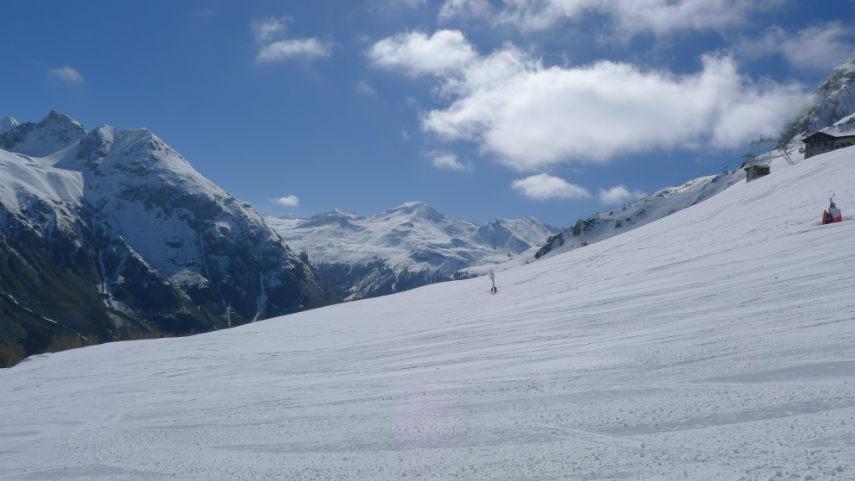 Fermeture station à Val d'Isère saison 2013-2014 3