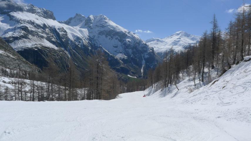 Fermeture station à Val d'Isère saison 2013-2014 5