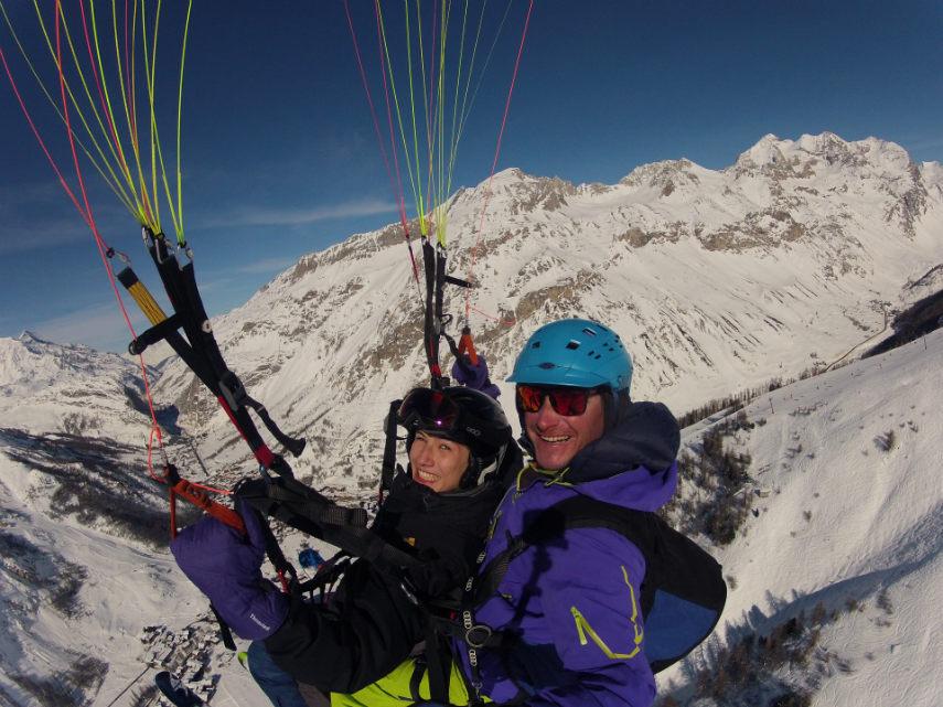 Vive les vacances et le soleil à Val d'Isère 16