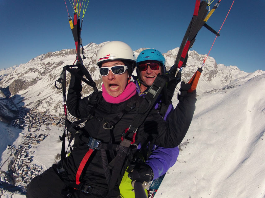 Happy Holidays and sunshine in Val d 'Isère 8