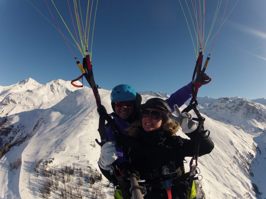 Happy Holidays and sunshine in Val d 'Isère 9