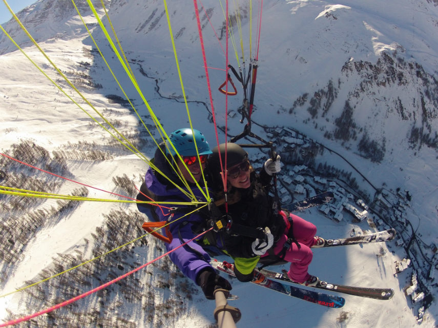 Happy Holidays and sunshine in Val d 'Isère 10