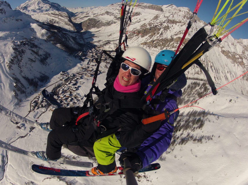 Happy Holidays and sunshine in Val d 'Isère 11