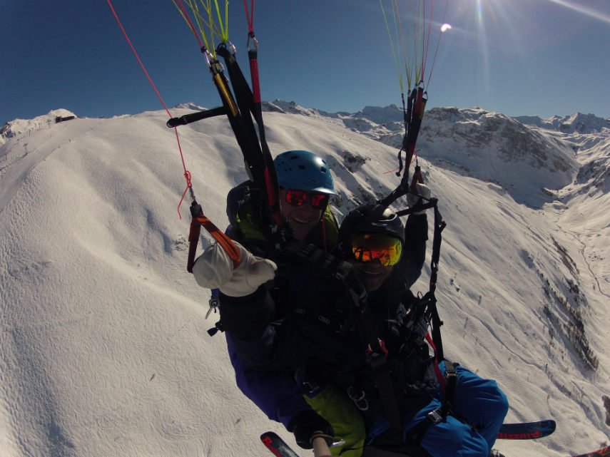 Happy Holidays and sunshine in Val d 'Isère 3