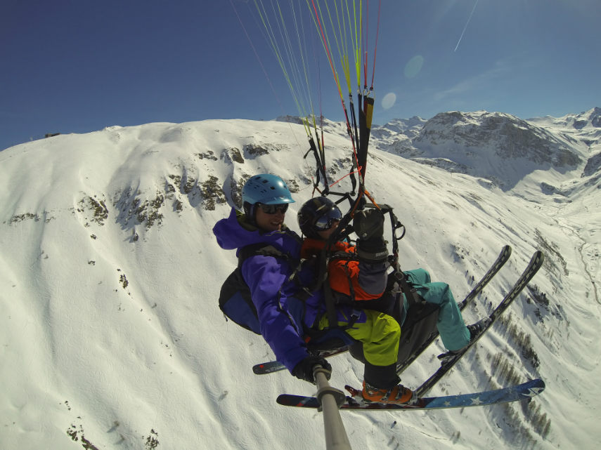 It's spring in Val d'Isere 2