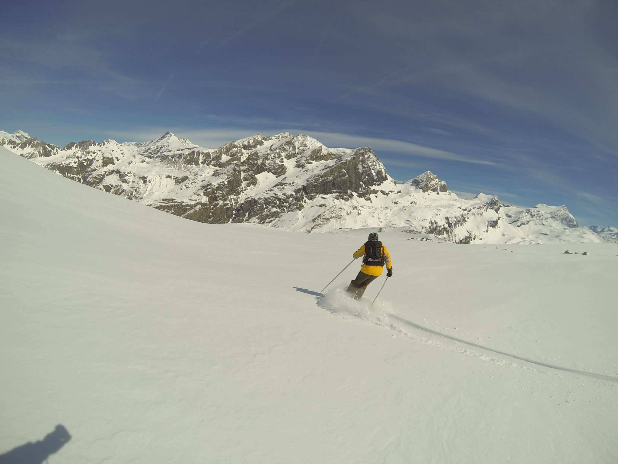 End of season 2015 and powdery in Val d'Isère 4