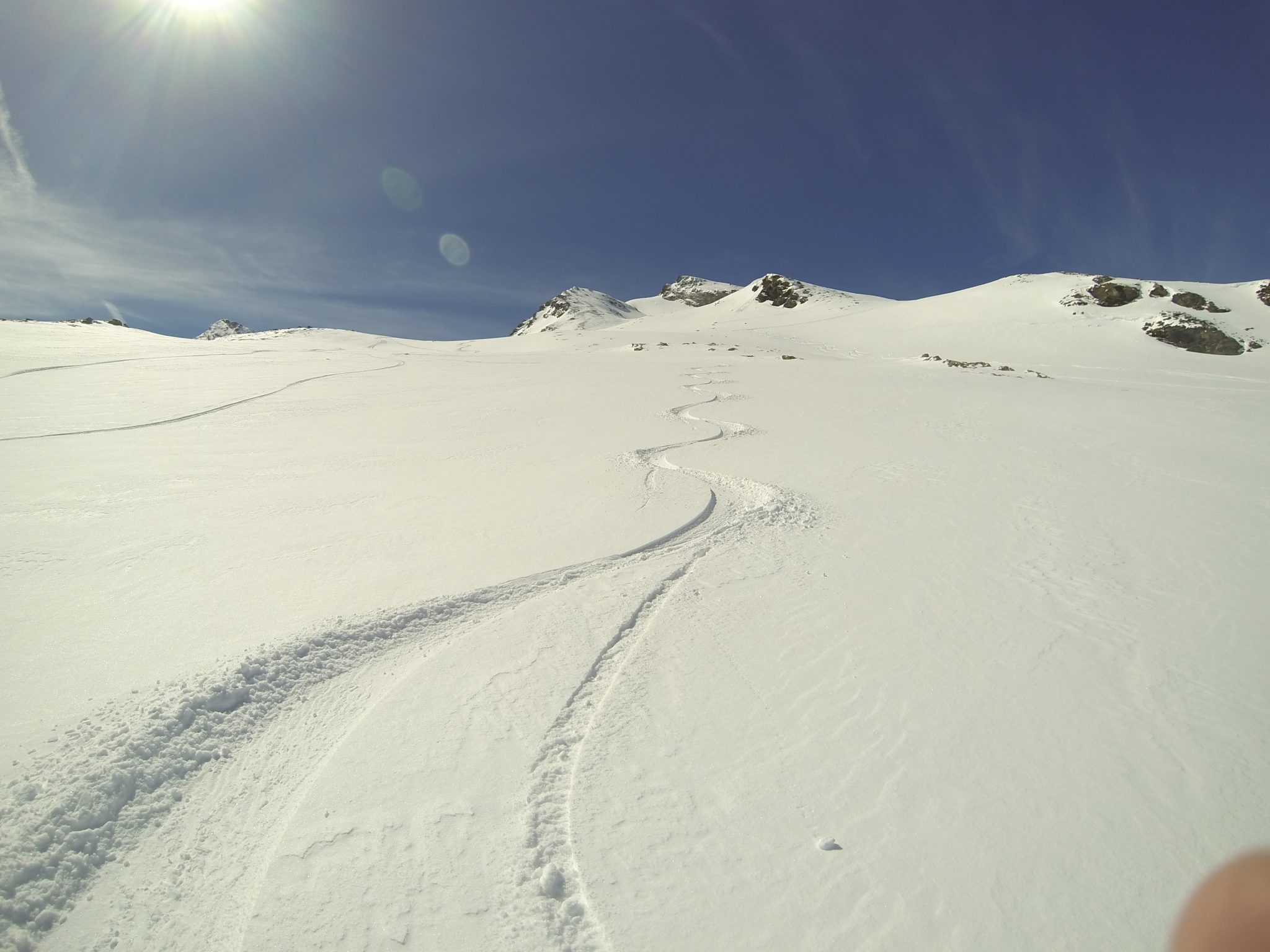 End of season 2015 and powdery in Val d'Isère 7