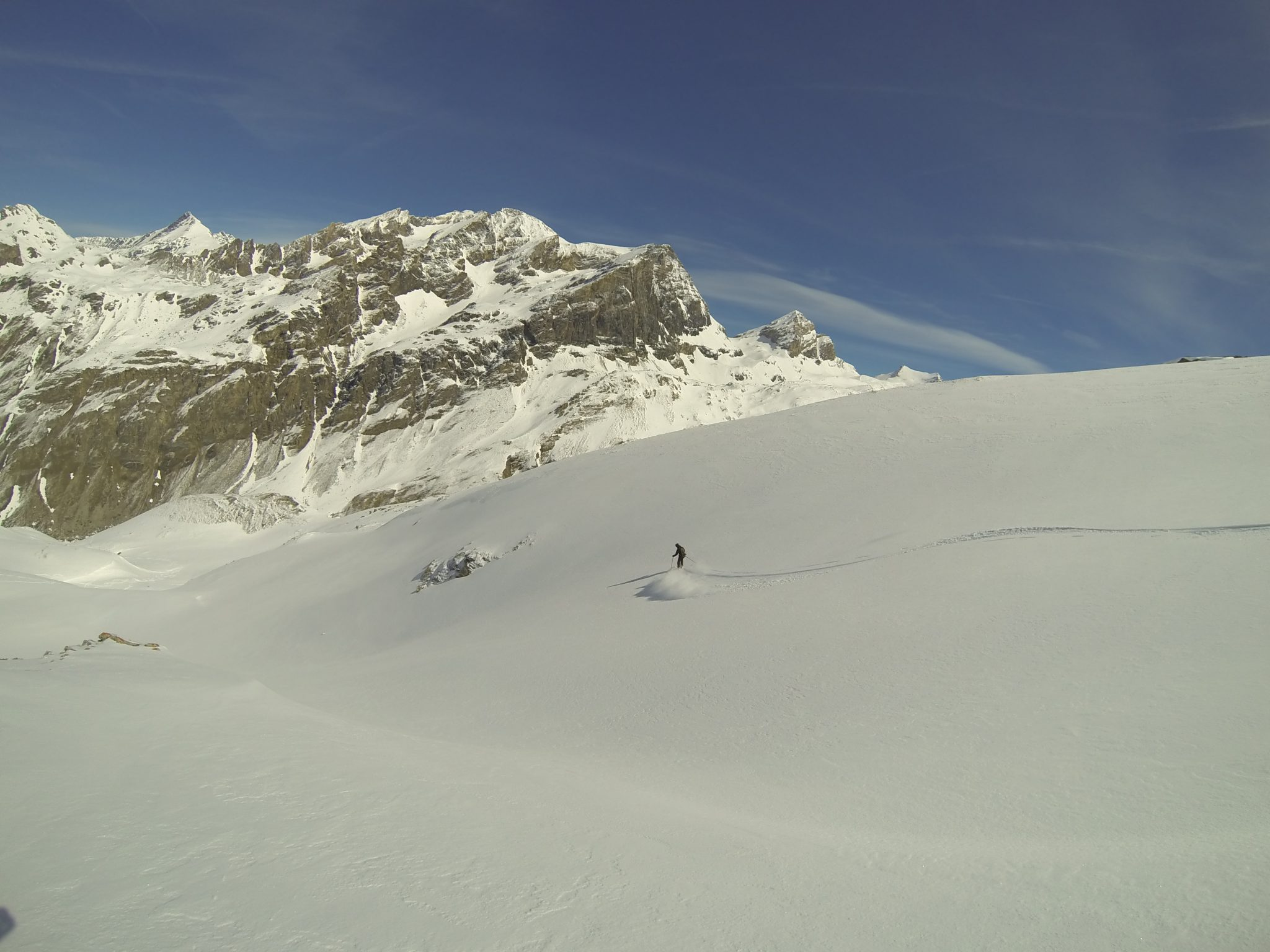 End of season 2015 and powdery in Val d'Isère 8