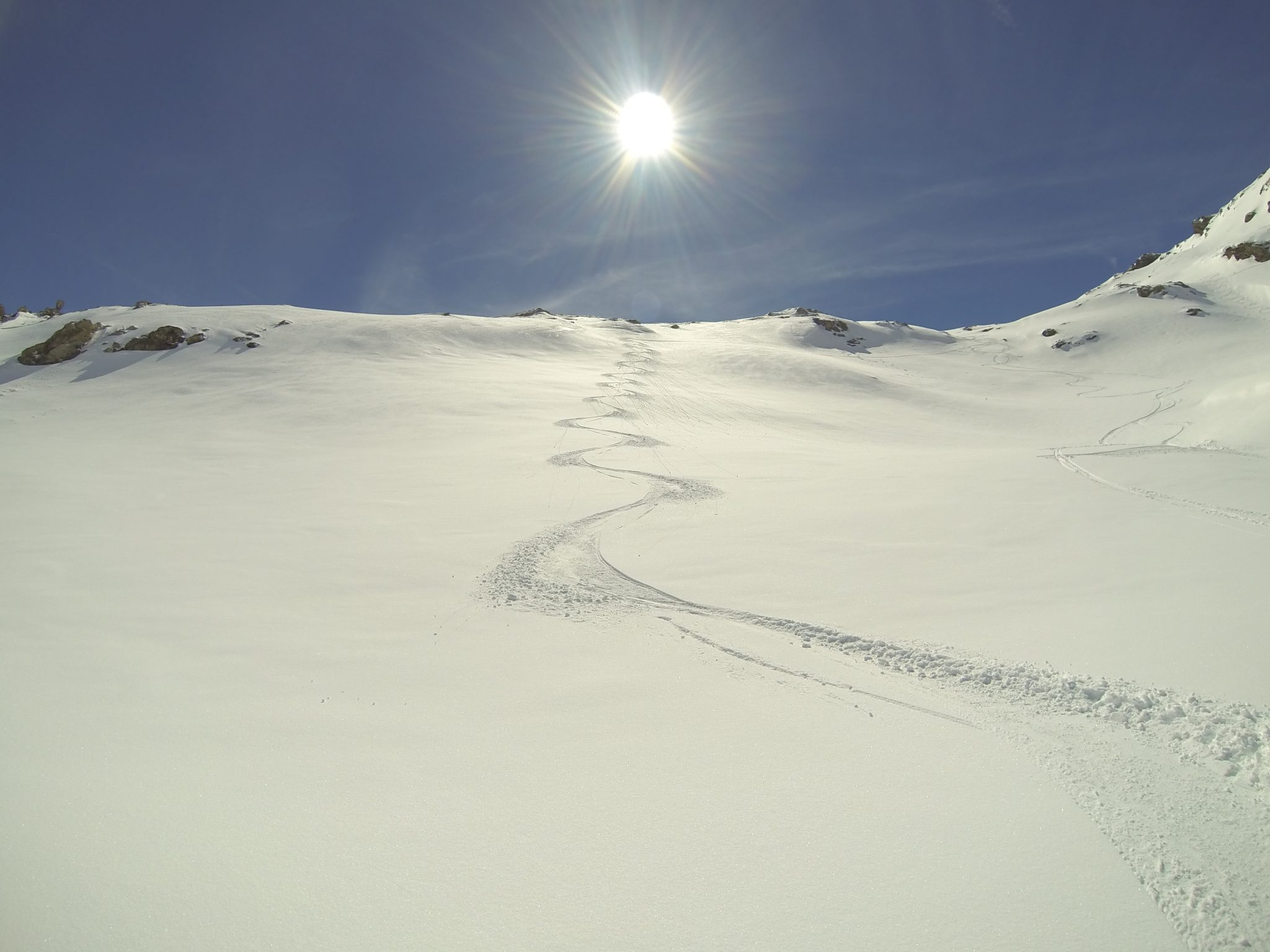 End of season 2015 and powdery in Val d'Isère 9