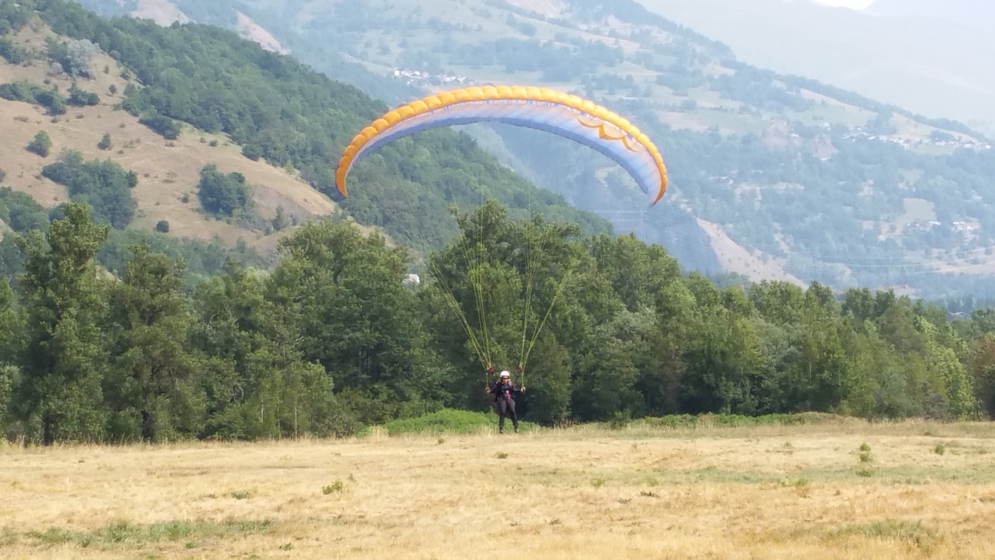 Unbelievable July month for paragliding. 6