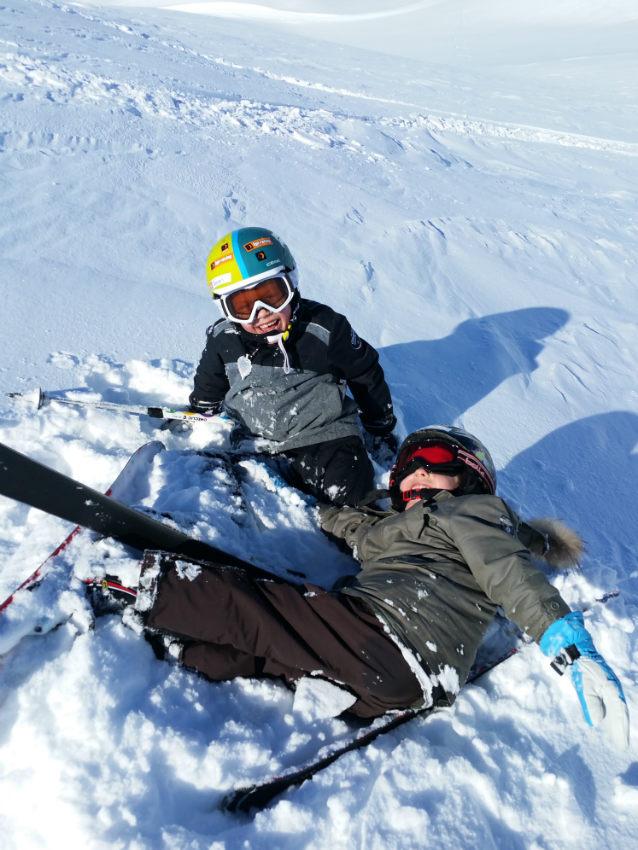 Belle neige,et beaux souvenirs à Val d'Isère. 10