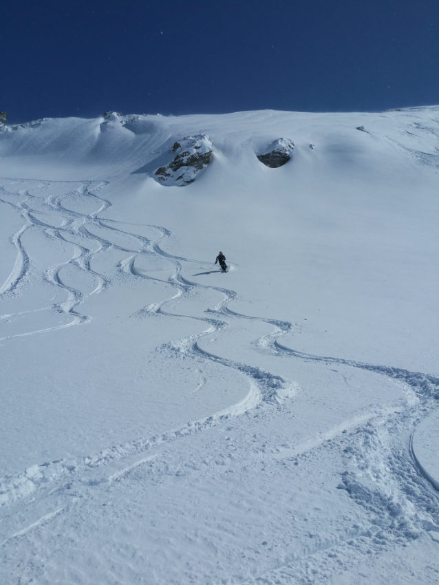 Fresh snow and Est return in Val d'Isère 12