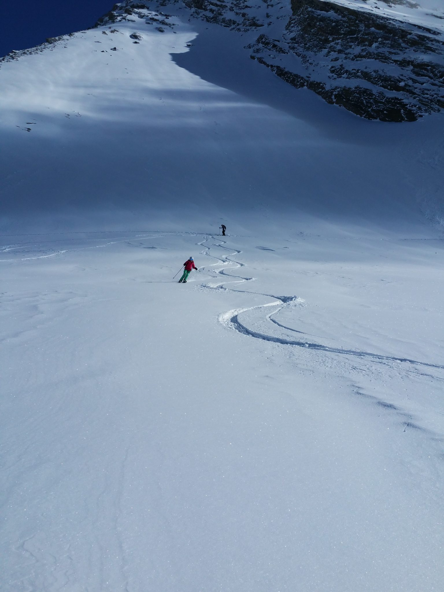 Fresh snow and Est return in Val d'Isère 17
