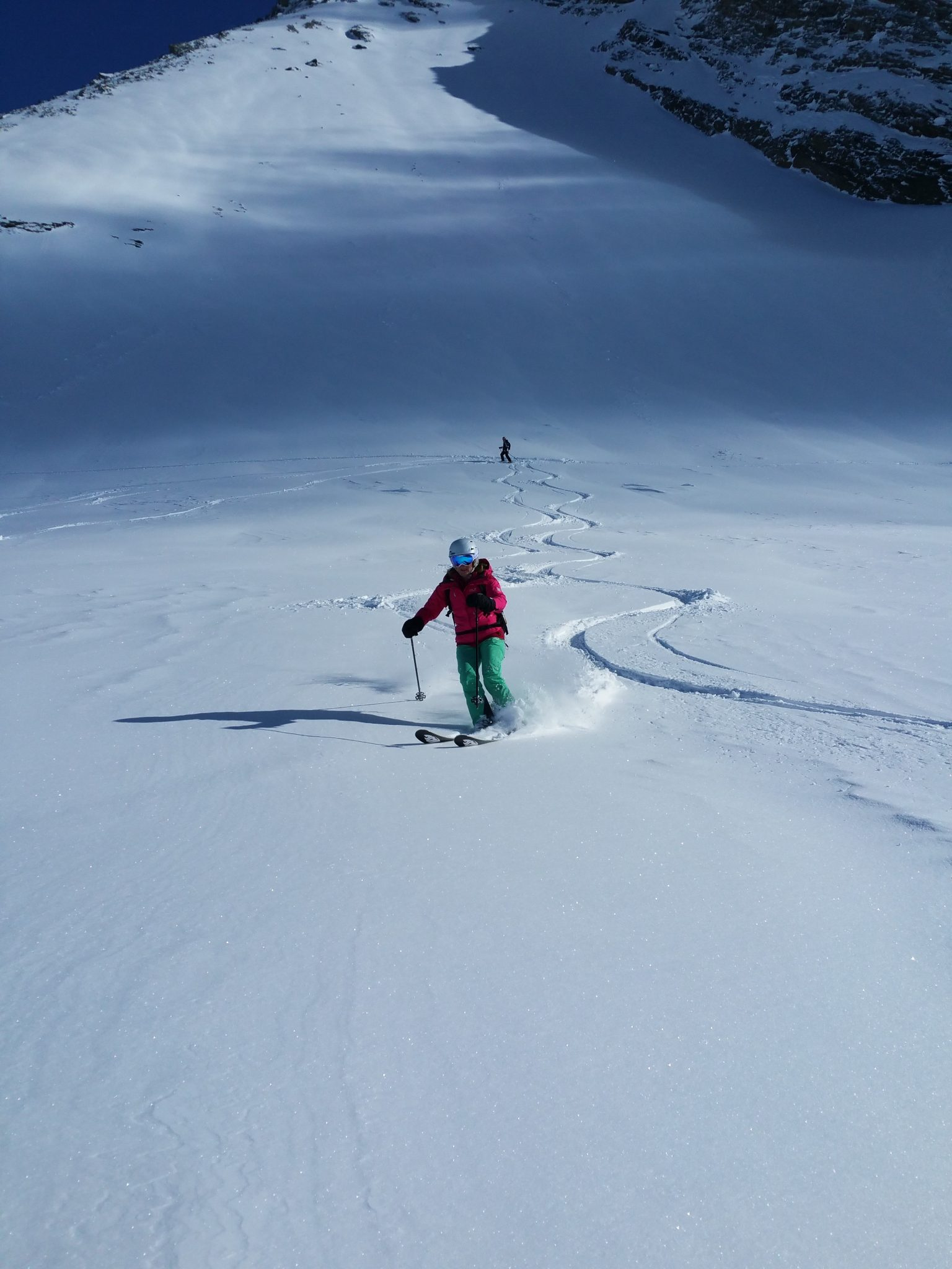 Fresh snow and Est return in Val d'Isère 20