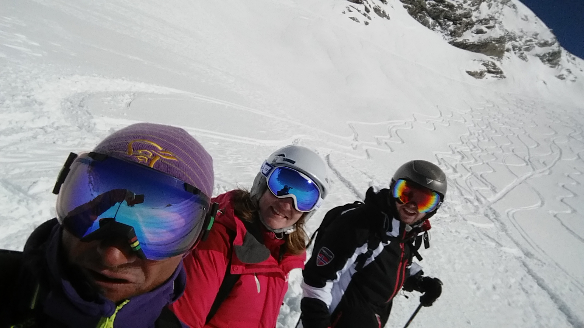 Fresh snow and Est return in Val d'Isère 6