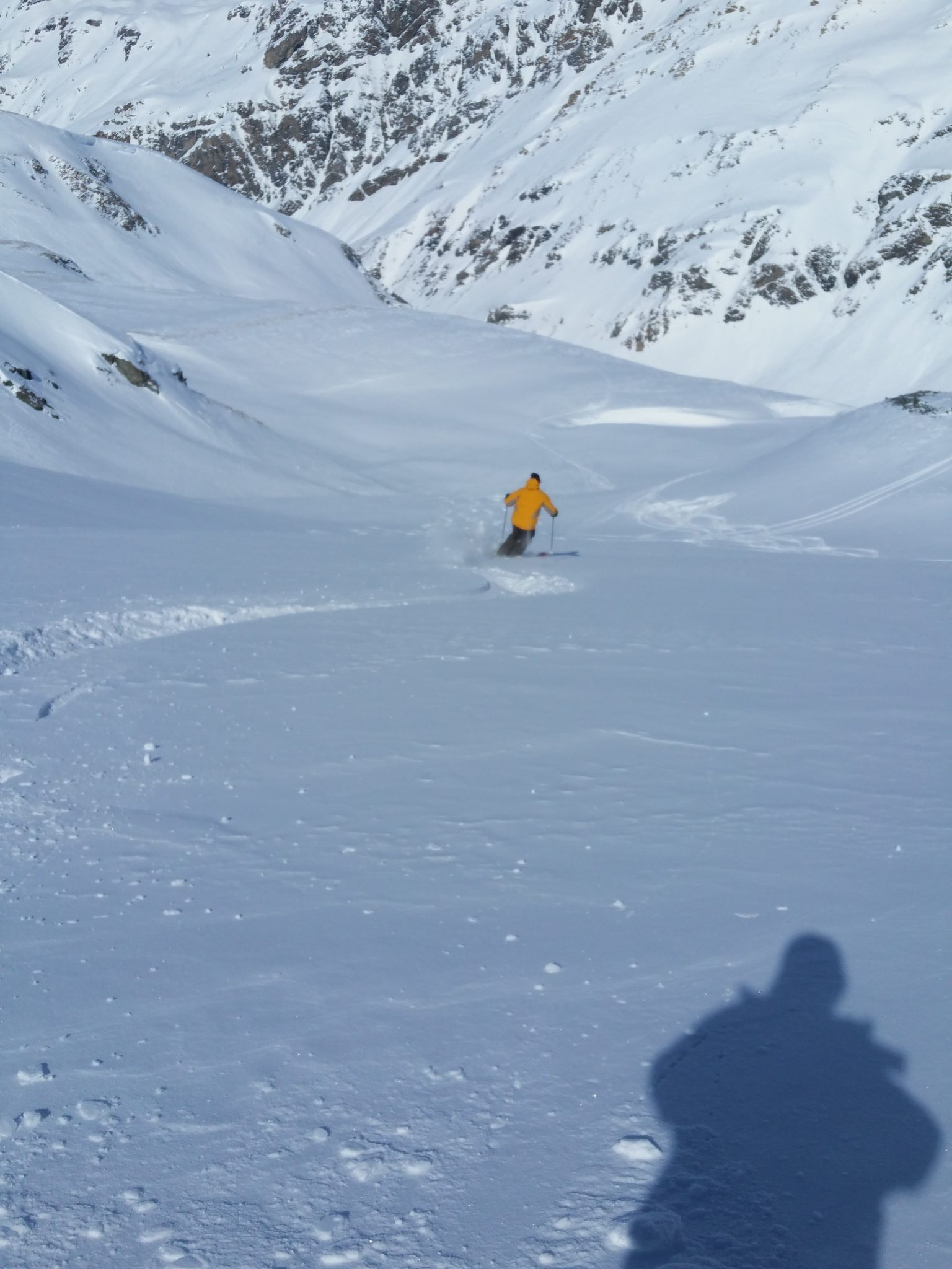 Fresh snow and Est return in Val d'Isère 7
