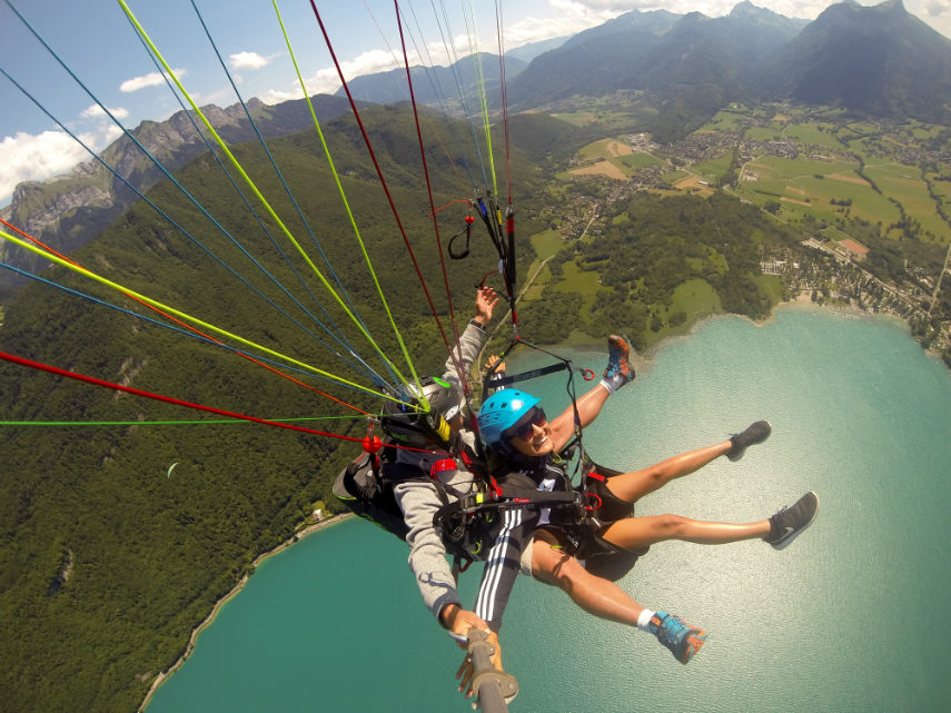Come and fly, between Annecy and Val d' Isère 14