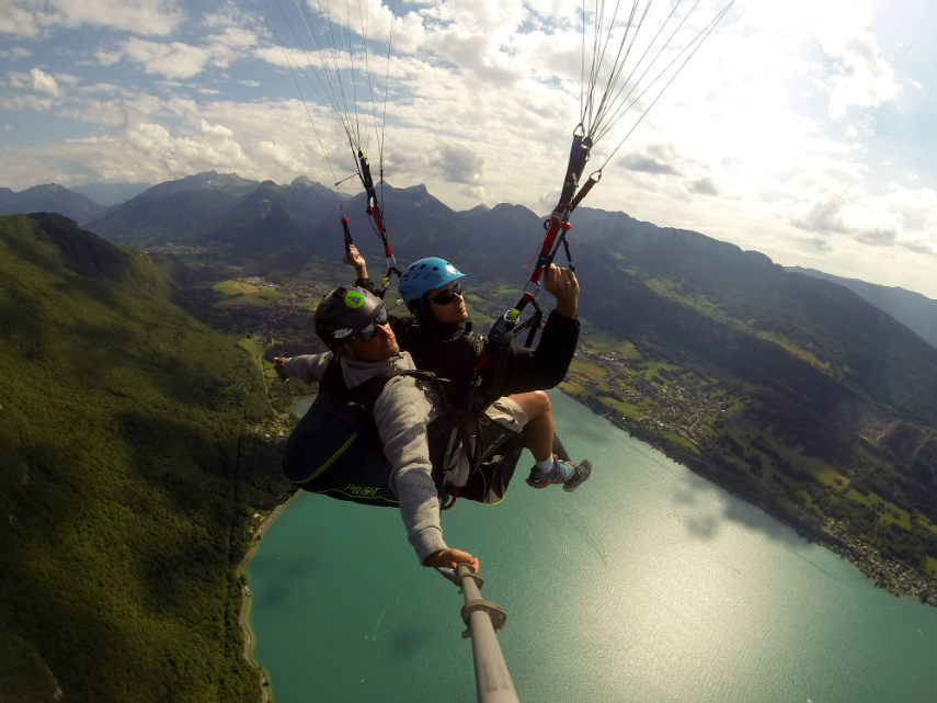 Come and fly, between Annecy and Val d' Isère 15