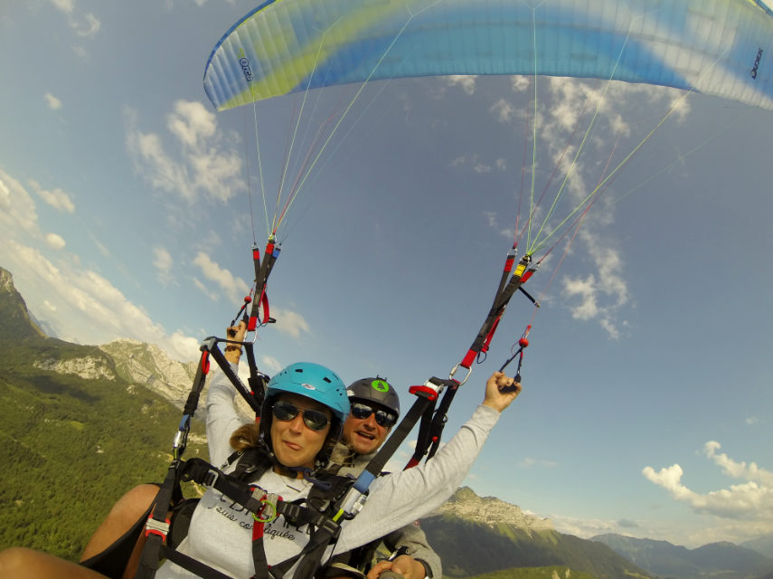 Come and fly, between Annecy and Val d' Isère 13