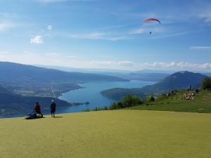 Annecy vue du ciel 1