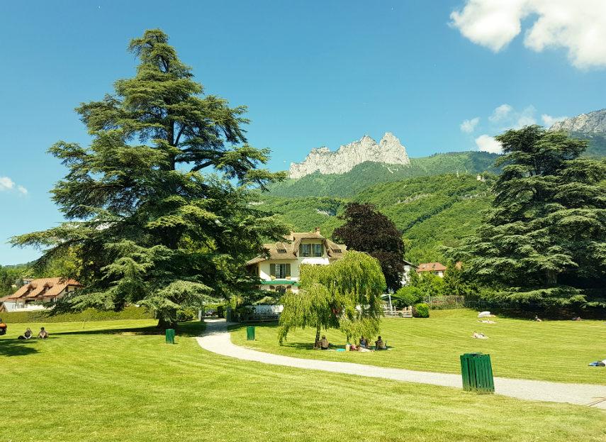 Annecy vue du ciel 11