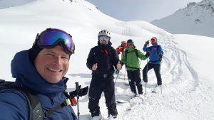 Semaine Hors Piste à Val d'Isère. 2