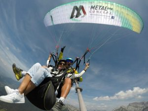 METAL'ONE CONCEPT IN THE AIRS 1