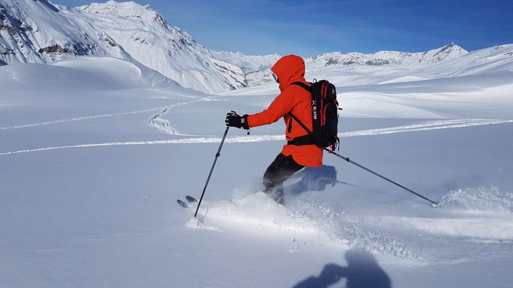 cours de ski val d'isère