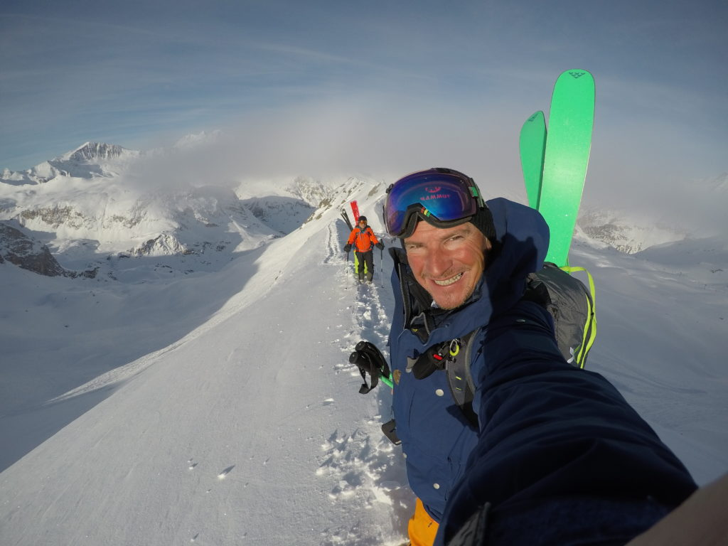 Ski Paragliding 4